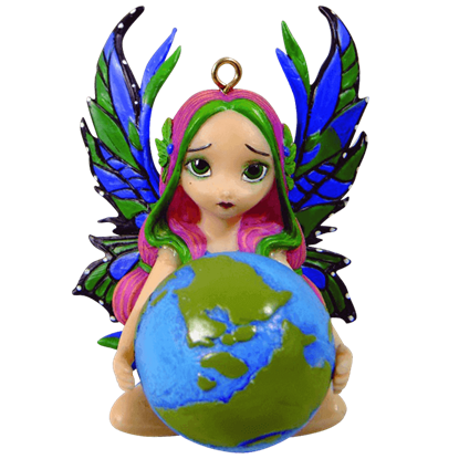 A World in Good Hands by Jasmine Becket Griffith