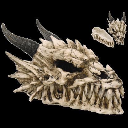 Dragon Skull Box