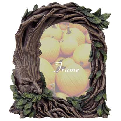 Greenman Picture Frame