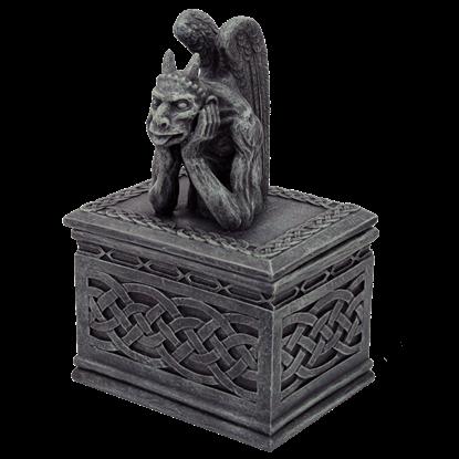 Inquisitive Gargoyle Box