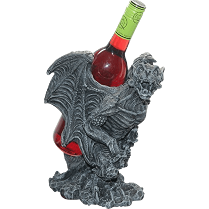 Gargoyle Bottle Holder