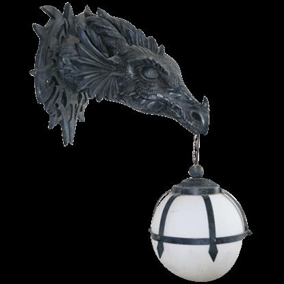 Dragon Wall Lamp