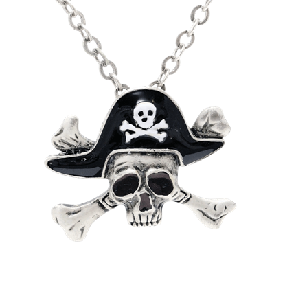 Pirate Captain Necklace