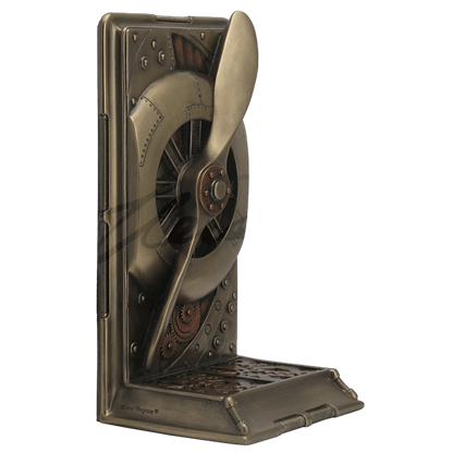 Bronze Propeller Bookend