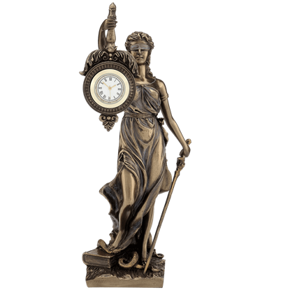 La Justicia Clock