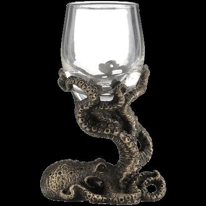 Octopus Tasting Glass