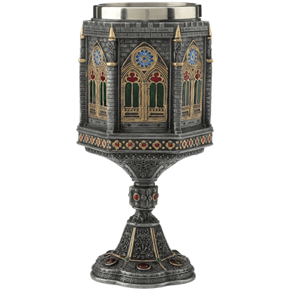 Cathedral Wall Chalice