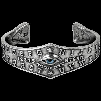 Ouija Eye Bangle