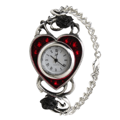 Bed of Blood Roses Wrist Watch