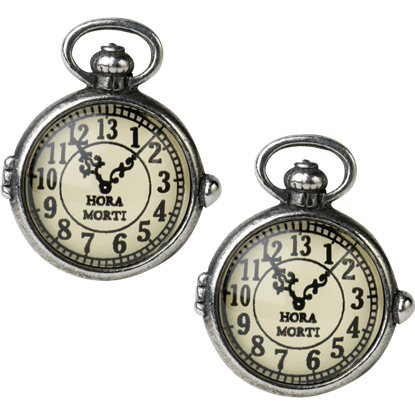 Steampunk Timepiece Cufflinks