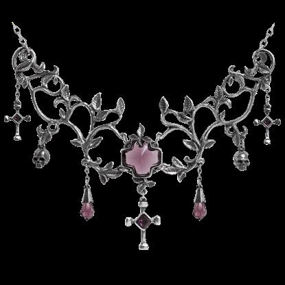 God's Acre Necklace