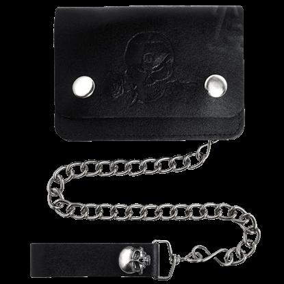 Chained Alchemist Biker Wallet