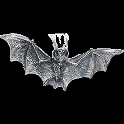Darkling Bat Necklace