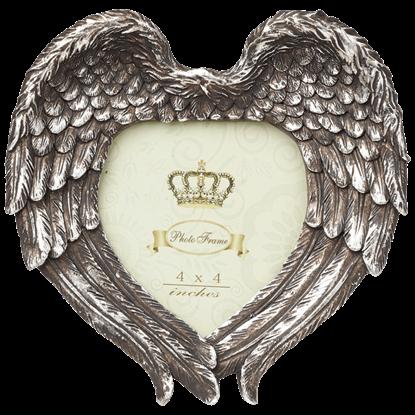 Angel Heart Photo Frame