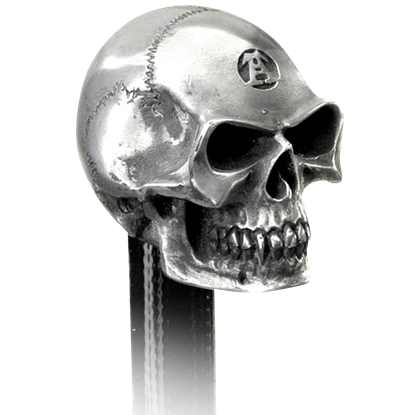 Alchemist Gear Knob Skull