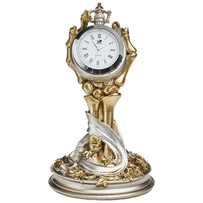 Hora Mortis Desk Clock