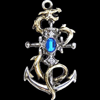 Drake's Leviathan Necklace