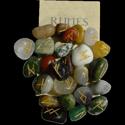 Multi-Stone Set of Rune Stones