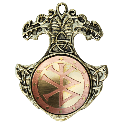 Bindrune Necklace for Willpower