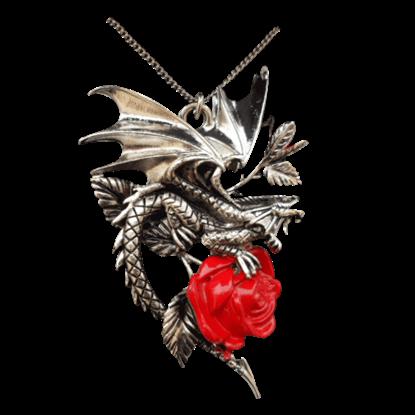 Draca Rosa Carpe Noctum Necklace