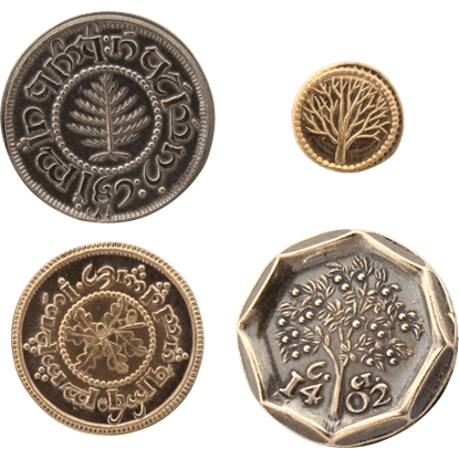 Hobbit Coin Set 1