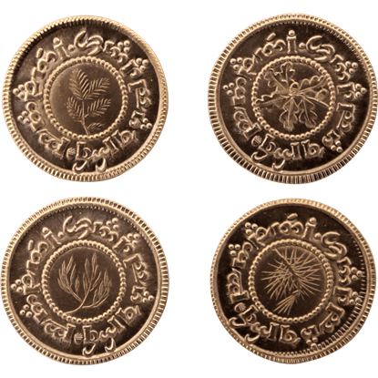 Hobbit Haypennies Set