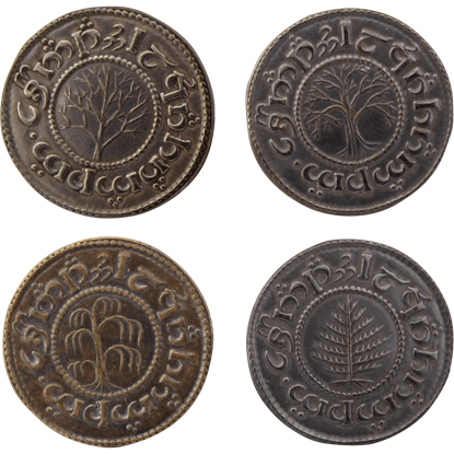Hobbit Pennies Set