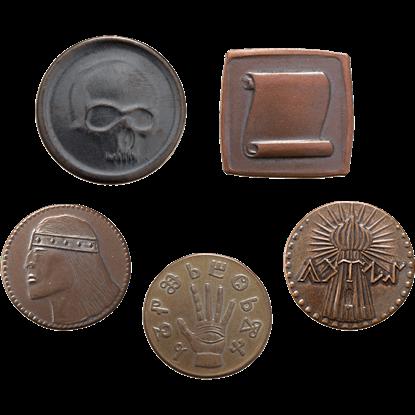 Conan 5-Piece Hyborian Age Coin Set