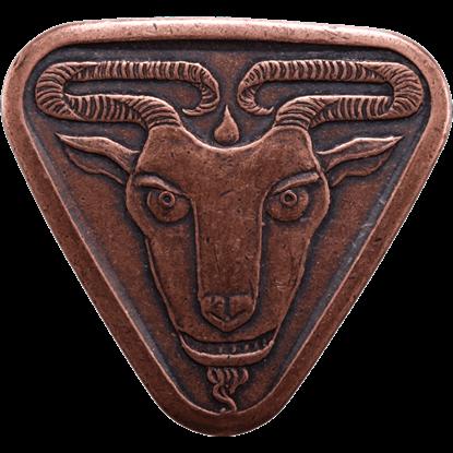 Black Goat of Qohor Coin