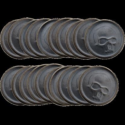 Cimmerian God Crom Coin Set