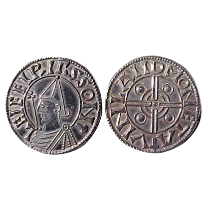 Leif Ericsson Silver Penny
