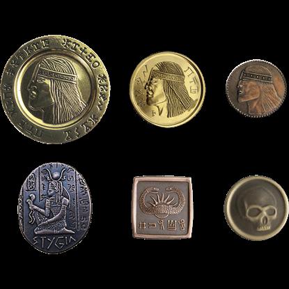 Conan 6-Piece Coin Set
