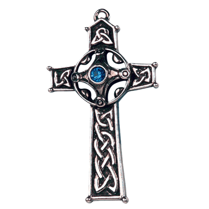Ambrosius Cross Necklace