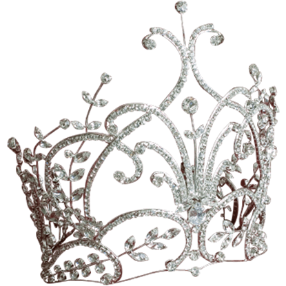 Ornate Queen's Crown