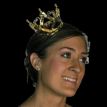 Miniature Queen of Hearts Crown