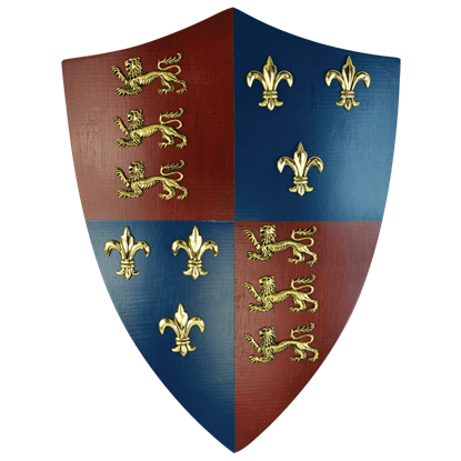 Mini Black Prince Shield