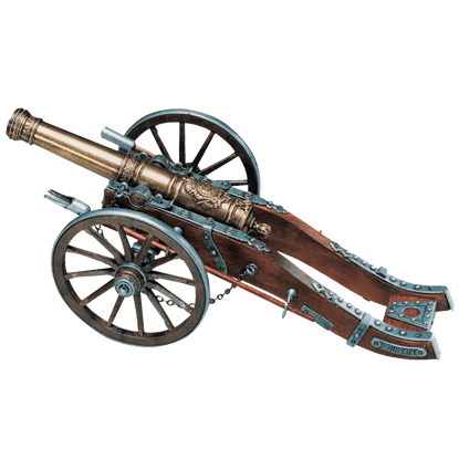 18th Century French Cannon Louis XIV