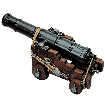 18th Century British Naval Cannon
