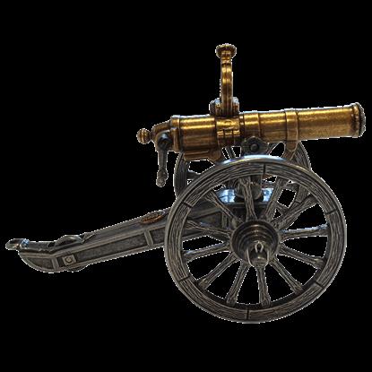 1861 Miniature Civil War Gatling Gun