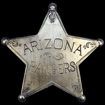 Arizona Ranger Badge