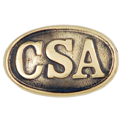 Oval CSA Belt Buckle