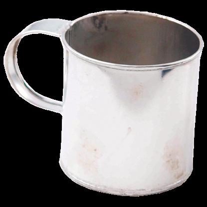 Civil War Tin Mug