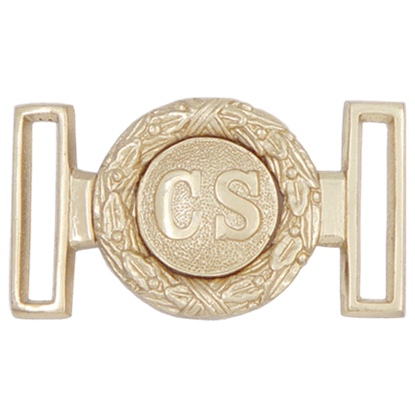 C.S. Officers Buckle