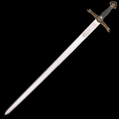 Lancelot Sword with Scabbard