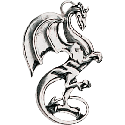 Dragon Pendant for Realization of Dreams