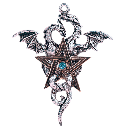 Dragonstar Necklace