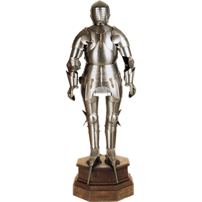 Frederick the Victorious Full Suit of Armor