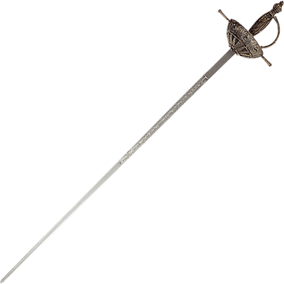 Spanish Cup Hilted Sword