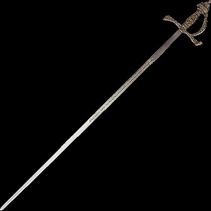 17th Century Decorative Italian Sword