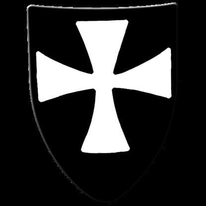 Hospitaller Steel Battle Shield